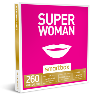 Super Woman Smartboks