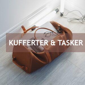 Kufferter & tasker